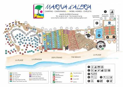 Plan Marina Aleria 2019 mod